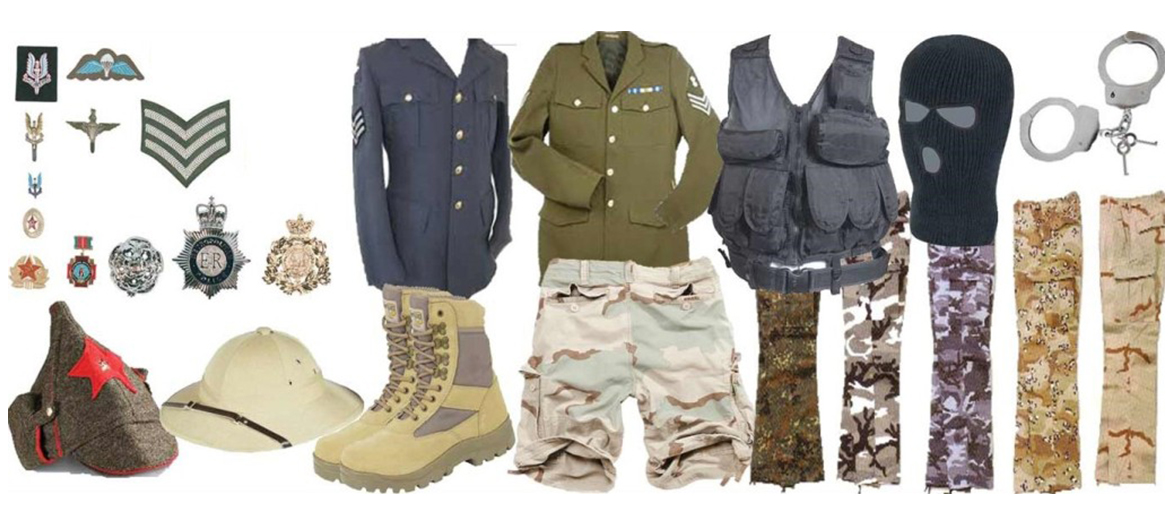 Russian Military and Outdoor Gear