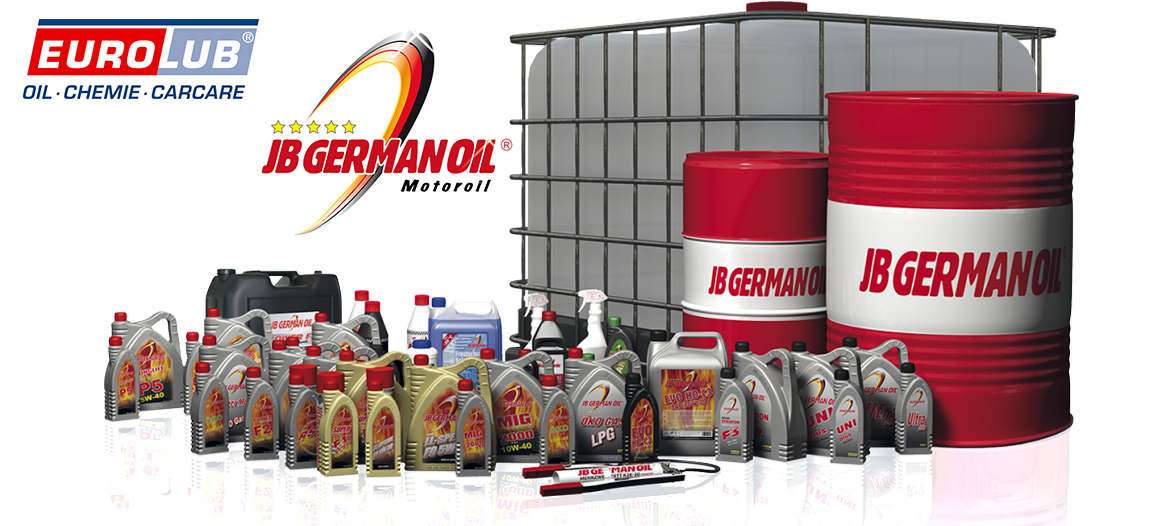 German motor oils